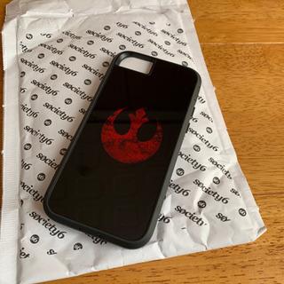 iPhone SE対応 society6のフルカバーケース
