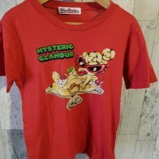 (これからの季節に)HYSTERIC GLAMOUR Tシャツ