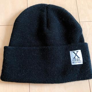 x-girl◎ニット帽