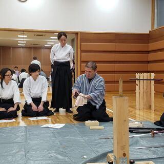 女性率7割の殺陣教室!  殺陣と剣術と江戸作法を学べます。 − 東京都
