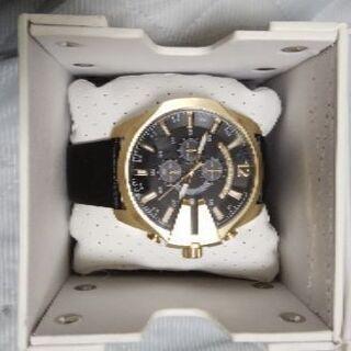 ディーゼル時計売ります!
