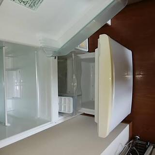 2ドア冷蔵庫あげます。