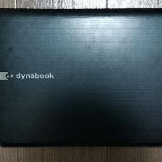 ノートPC(dynabook R731/36BS)
