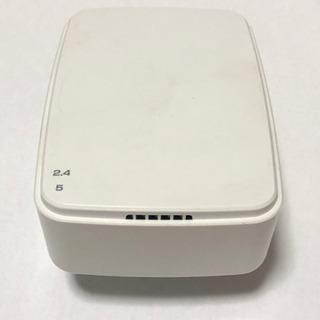 無線LAN中継器あげます。