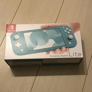 新品未使用 Nintendo switch Lite 任天堂スイ...