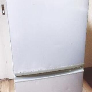 135L 冷蔵庫 2007年 SHARP製
