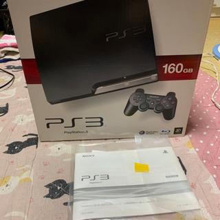 激安 !PS3(160GB、黒、初期化済)、ソフト8本