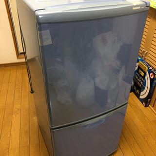 National 冷蔵庫 122ℓ