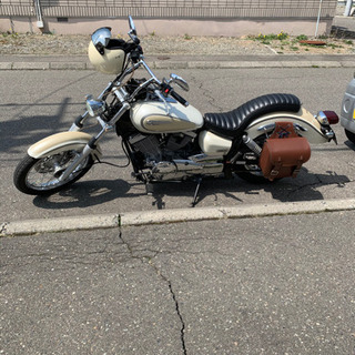 お取り引きが終了しました。沢山のお問い合わせ有りがとうございました。ヤマハ ドラッグスター250cc - バイク