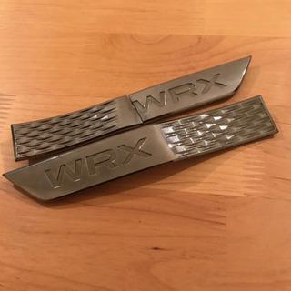 スバル wrx s4 サイドガーニッシュ
