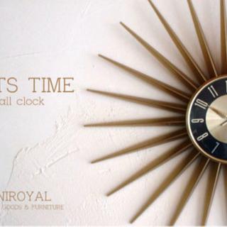 EMITS TIME 壁掛け時計