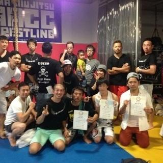 一般素人のアマチュアキックボクシング教室