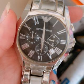 ARMANI 腕時計