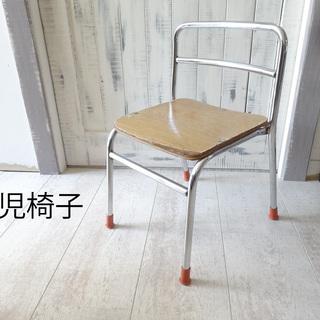 1,000円 園児用 パイプ椅子 小さなお子様にぴったりです 保...