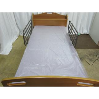 宮付き在宅介護用昇降1モーターベッド