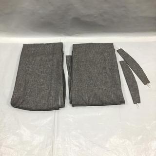 ニトリ インテリアカーテン 遮光? 幅107×長さ209c…