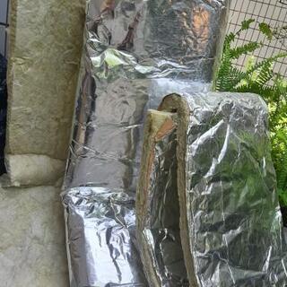 クリーンデスク用送風機と断熱材7月25日終了 - 下関市