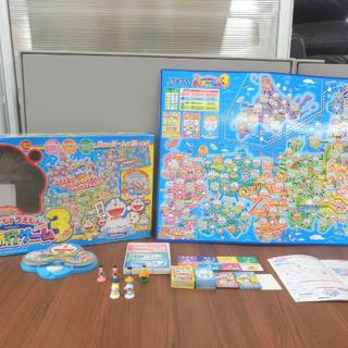 ボードゲーム ドラえもん 日本旅行ゲーム3 どこでもドラえもん ...