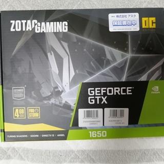 ZOTAC GeForce GTX 1650 OC グラフィック...