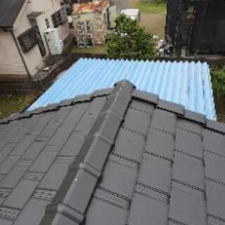 瓦、屋根材を張る作業員募集(未経験者歓迎)