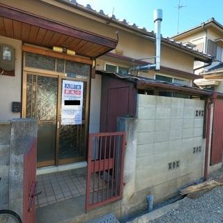 【入居者さん、決まりました!】戸建てに激安で住めるチャンス!しかもJR尼崎駅から徒歩12分の物件!の画像