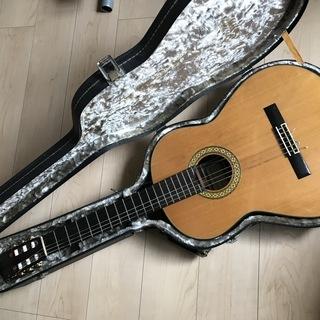 昔使っていたギターです