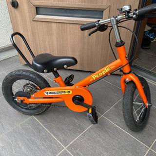 幼児 自転車 12インチ people ピープル ストライダー