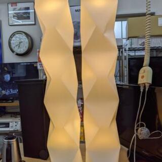 在庫2個フロアーライトランプ 照明(価格は1個分) 💳自社配送時...