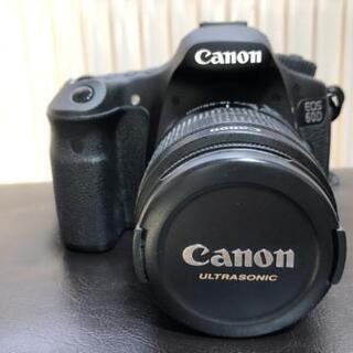 【美品・値下げ可】Canon  EOS 60D 箱・説明書・マニ...