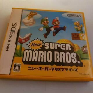 ニュー・スーパーマリオブラザーズ DSソフト