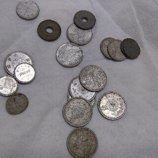 古い硬貨小銭