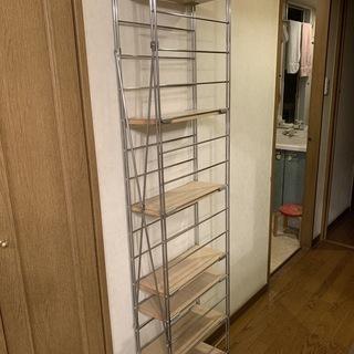 隙間収納ラック 隙間家具 シェルフ ランドリー キッチン 収納棚