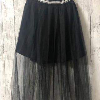 美品ブラウニー スカート
