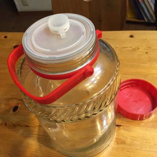 ガラス容器(梅酒用)