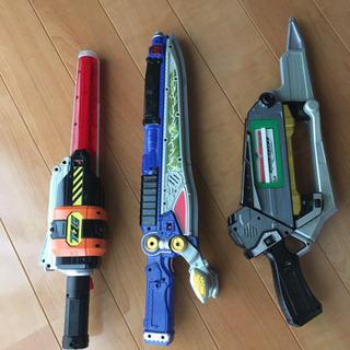 戦隊もの おもちゃ トッキュウジャー