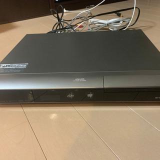格安 SHARP DVDレコーダー 線付き
