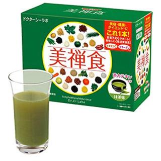 美禅食 抹茶味 29包 健康なダイエット 一食あたり100円