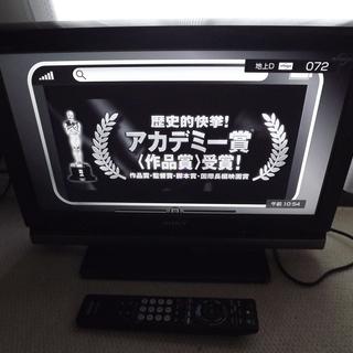 SONY 液晶テレビ【2008年製】
