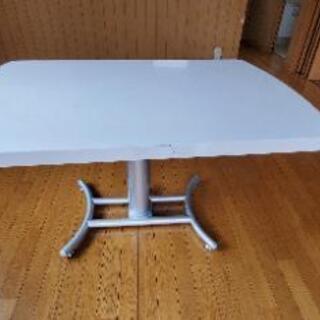 昇降式ダイニングテーブル
