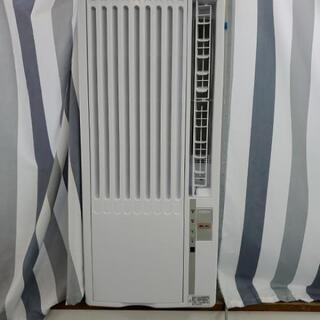 取引中【4年保証付】窓用エアコン:5回起動のみ