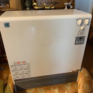 暖吉くん 北海道電機株式会社 蓄熱暖房器 MHS-2000 蓄熱...