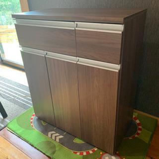 キッチン ゴミ箱 ペールカウンター PKT-8670 色:ウォー...