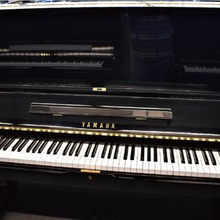 中古ヤマハアップライトピアノ UX(1979年製) 消音機能付き