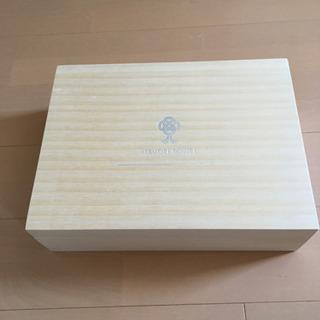 逸織タオル/木箱