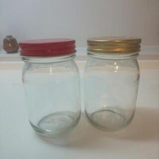 100均一 ガラス保存瓶