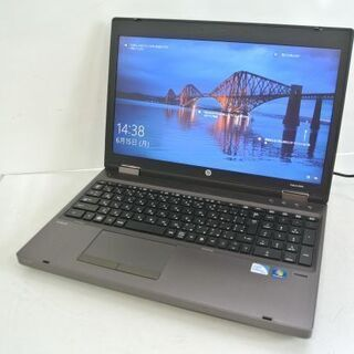 【商談中】hp ProBook 6560b Windows10 ...