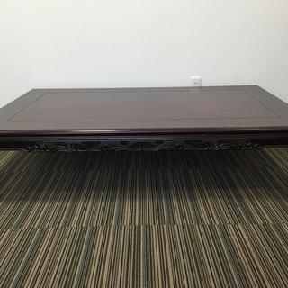 ■座卓 ローテーブル 木製 和室向け 150×90×33cm (...