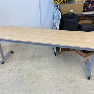 折り畳みミーティングテーブル2 キャスター付