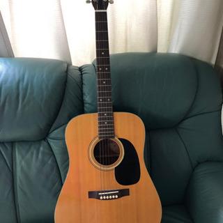 (お取引中)美品Aria(w150)ギター日本製 利府町引き取りで。