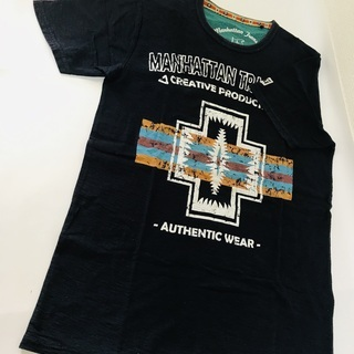 【MANHATTAN TRANSFER】半袖/Tシャツ/サイズL...